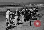 Image of Home made diving suit Venice Beach Los Angeles California USA, 1935, second 11 stock footage video 65675043334
