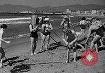 Image of Home made diving suit Venice Beach Los Angeles California USA, 1935, second 20 stock footage video 65675043334