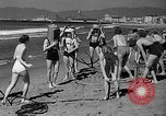Image of Home made diving suit Venice Beach Los Angeles California USA, 1935, second 21 stock footage video 65675043334