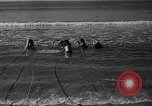 Image of Home made diving suit Venice Beach Los Angeles California USA, 1935, second 36 stock footage video 65675043334
