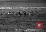 Image of Home made diving suit Venice Beach Los Angeles California USA, 1935, second 38 stock footage video 65675043334