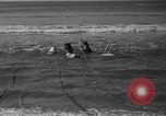 Image of Home made diving suit Venice Beach Los Angeles California USA, 1935, second 39 stock footage video 65675043334