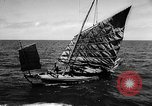 Image of Red Chinese Fishermen Taiwan Strait, 1967, second 11 stock footage video 65675043341