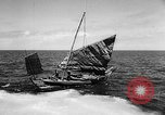 Image of Red Chinese Fishermen Taiwan Strait, 1967, second 14 stock footage video 65675043341