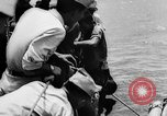 Image of Red Chinese Fishermen Taiwan Strait, 1967, second 22 stock footage video 65675043341