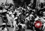 Image of Red Chinese Fishermen Taiwan Strait, 1967, second 23 stock footage video 65675043341