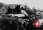 Image of German Tank Panzer Division France, 1940, second 3 stock footage video 65675043354