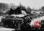 Image of German Tank Panzer Division France, 1940, second 4 stock footage video 65675043354