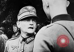 Image of German Tank Panzer Division France, 1940, second 26 stock footage video 65675043354