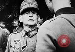 Image of German Tank Panzer Division France, 1940, second 27 stock footage video 65675043354