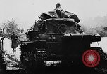 Image of German Tank Panzer Division France, 1940, second 43 stock footage video 65675043354