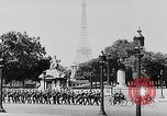 Image of 1939 Bastille Day parade in Paris Paris France, 1940, second 4 stock footage video 65675043356