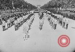 Image of 1939 Bastille Day parade in Paris Paris France, 1940, second 14 stock footage video 65675043356