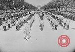 Image of 1939 Bastille Day parade in Paris Paris France, 1940, second 15 stock footage video 65675043356