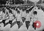 Image of 1939 Bastille Day parade in Paris Paris France, 1940, second 18 stock footage video 65675043356