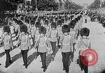 Image of 1939 Bastille Day parade in Paris Paris France, 1940, second 20 stock footage video 65675043356