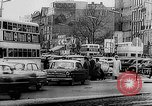 Image of Reconstruction and prosperity in west Berlin while east Berlin struggl Berlin Germany, 1958, second 8 stock footage video 65675043357