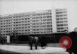 Image of Reconstruction and prosperity in west Berlin while east Berlin struggl Berlin Germany, 1958, second 27 stock footage video 65675043357