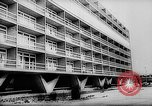 Image of Reconstruction and prosperity in west Berlin while east Berlin struggl Berlin Germany, 1958, second 31 stock footage video 65675043357