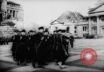 Image of Reconstruction and prosperity in west Berlin while east Berlin struggl Berlin Germany, 1958, second 39 stock footage video 65675043357