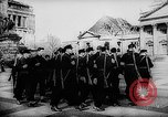 Image of Reconstruction and prosperity in west Berlin while east Berlin struggl Berlin Germany, 1958, second 41 stock footage video 65675043357