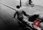 Image of Reconstruction and prosperity in west Berlin while east Berlin struggl Berlin Germany, 1958, second 53 stock footage video 65675043357