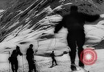 Image of Skiers skiing Germany, 1958, second 20 stock footage video 65675043361