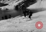 Image of Skiers skiing Germany, 1958, second 25 stock footage video 65675043361