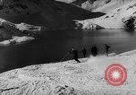 Image of Skiers skiing Germany, 1958, second 26 stock footage video 65675043361