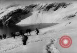 Image of Skiers skiing Germany, 1958, second 34 stock footage video 65675043361