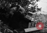 Image of Donald Campbell United Kingdom, 1958, second 59 stock footage video 65675043363