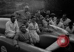 Image of Donald Campbell United Kingdom, 1958, second 60 stock footage video 65675043363