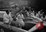Image of Donald Campbell United Kingdom, 1958, second 62 stock footage video 65675043363