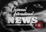 Image of President Dwight D Eisenhower Cape Canaveral Florida USA, 1960, second 4 stock footage video 65675043364