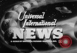 Image of President Dwight D Eisenhower Cape Canaveral Florida USA, 1960, second 6 stock footage video 65675043364
