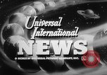 Image of President Dwight D Eisenhower Cape Canaveral Florida USA, 1960, second 10 stock footage video 65675043364