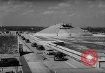 Image of President Dwight D Eisenhower Cape Canaveral Florida USA, 1960, second 22 stock footage video 65675043364