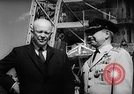 Image of President Dwight D Eisenhower Cape Canaveral Florida USA, 1960, second 32 stock footage video 65675043364