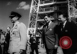 Image of President Dwight D Eisenhower Cape Canaveral Florida USA, 1960, second 39 stock footage video 65675043364