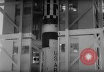 Image of President Dwight D Eisenhower Cape Canaveral Florida USA, 1960, second 47 stock footage video 65675043364