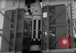 Image of President Dwight D Eisenhower Cape Canaveral Florida USA, 1960, second 49 stock footage video 65675043364