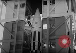 Image of President Dwight D Eisenhower Cape Canaveral Florida USA, 1960, second 50 stock footage video 65675043364
