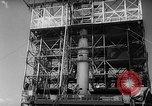 Image of President Dwight D Eisenhower Cape Canaveral Florida USA, 1960, second 56 stock footage video 65675043364