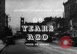 Image of Depression cave homes Uniontown Pennsylvania USA, 1935, second 2 stock footage video 65675043368