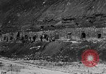 Image of Depression cave homes Uniontown Pennsylvania USA, 1935, second 8 stock footage video 65675043368