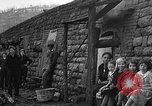 Image of Depression cave homes Uniontown Pennsylvania USA, 1935, second 10 stock footage video 65675043368