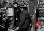 Image of Depression cave homes Uniontown Pennsylvania USA, 1935, second 14 stock footage video 65675043368