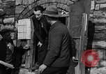 Image of Depression cave homes Uniontown Pennsylvania USA, 1935, second 15 stock footage video 65675043368