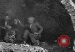 Image of Depression cave homes Uniontown Pennsylvania USA, 1935, second 16 stock footage video 65675043368