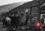 Image of Depression cave homes Uniontown Pennsylvania USA, 1935, second 23 stock footage video 65675043368